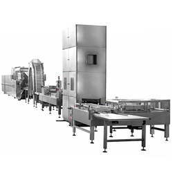 Semi Automatic Wafer Biscuit Making Machine