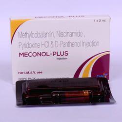 Methylcobalamine Niacinaminde D Pathenol Injection