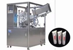 Cosmetic Tube Filling Machine