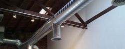 HVAC Duct for Industrial Use