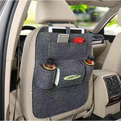 Nylon Car Back Seat Organizer, 66 X 41 cm