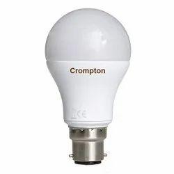 Ceramic Cool daylight Crompton LED Bulb
