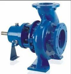 Horizontal End Suction Non Clog Centrifugal Pump