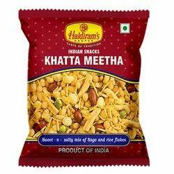 Haldiram's Khatta Meetha Namkeen, Packaging Size: 150 g