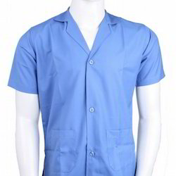 Women And Girls Blue Lab Coat
