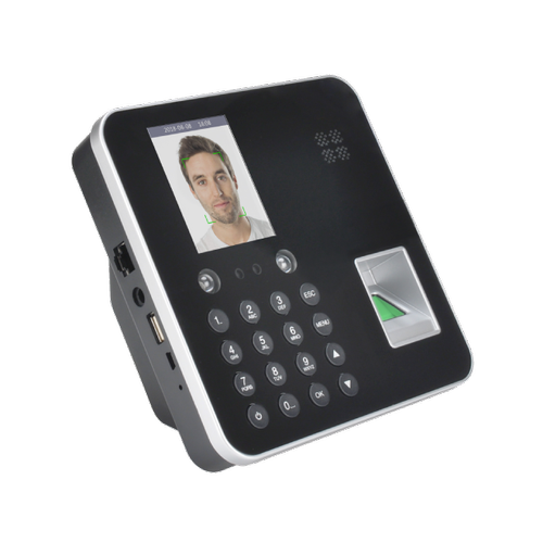 Realtime T401 F Face with Fingerprint Attendance System with access Control