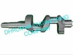 Sabroe Compressor Crankshaft