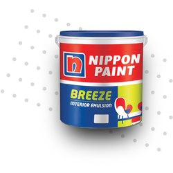 Nippon Paints Enamel Nippon Paint Breeze, Packaging Type: Bucket