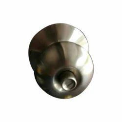 Stainelss Steel Designer Door Handle Lock, , Satin