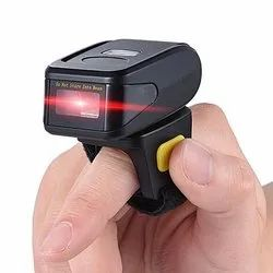 Bluetooth Finger Ring Type Scanner