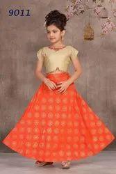 Kids Indian Trendy Lehenga