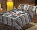 Rajasthani Bedsheets for Double Bed Elephant Print