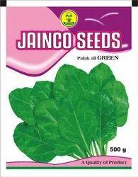 Organic Palak Seed