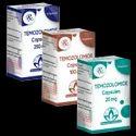 Temozolomide Capsules 20mg/ 100mg/ 250mg