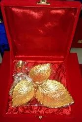 Gold Plated Diwali Gifts