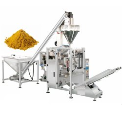 Turmeric Pouch Packing Machine