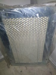 SS Perforated Face Grill