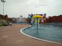 SK Water Park For Outdoor