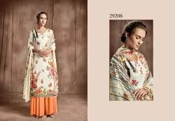 Hypnotic Printed Casual Wear Salwar Kameez
