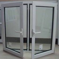 UPVC Double Openable Window