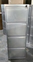 File Cabinet With Silver Coating