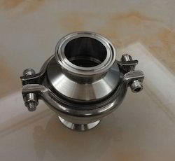 Sanitary Stainless Steel Check Valves