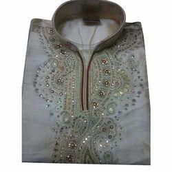 Mens Embroidered Kurta