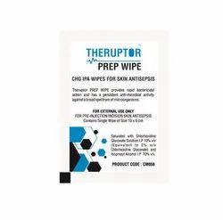 Theruptor Chlorhexidine Alcohol Swab