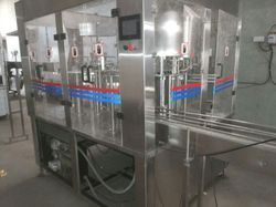 Shreeji Projects Juice Filling Machine, Capacity: 40 BPM