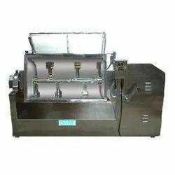 Dual Speed Mass Mixer