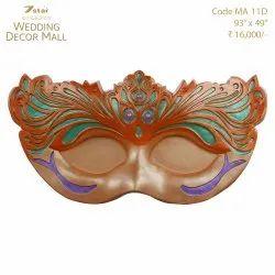 MA11D Fiberglass Mask