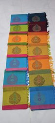 Handloom Pure Cotton Sarees