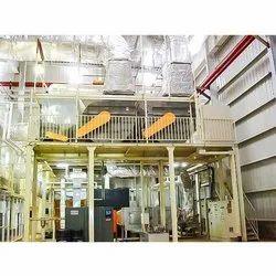 Blue Star ASU HVAC System, For Industrial Use, Capacity: 7000-125000 Cfm