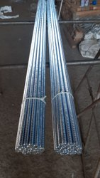 GALVANIZED THREAD BAR