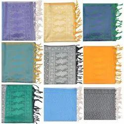 Poly Silk Scarves Hijab Stole Women's wear Lot SC1