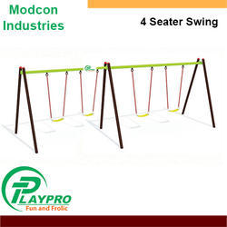 Modcon Outdoor Four Seater Swing