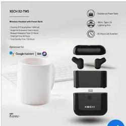 Black Wireless Ear Pods