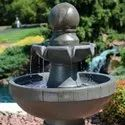 Resin Outdoor Water Fountain