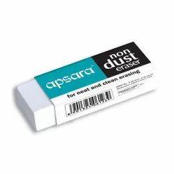 White Apsara Eraser