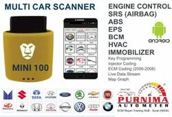 Mini100 Full Car Scanner