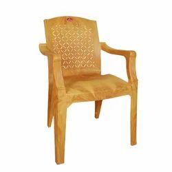 Prima Plastics Colored Plastic Chairs, Dimension: 825 x 530 x 600 mm