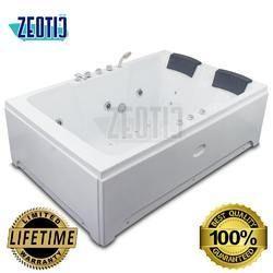 Losif Hydromassage Acrylic Jacuzzi Bathtub