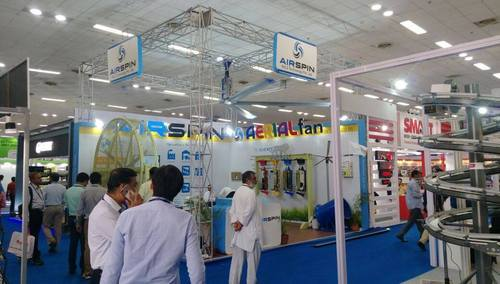 Exhibition Booth Contractor : Exhibition 3d booth contractor services in south extension ii new