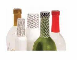 Printed Shrink Label for Bottle Cap