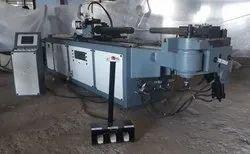 Hydraulic Steel Tube Bending, Automation Grade: Semi-Automatic
