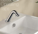 Jaquar Brass Spout Operating Tap, For Bathroom Fitting, Packaging Type: Box