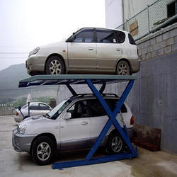 Car Parking Lift for Appartments