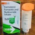 Formoterol Fumarate 6 Mcg And Budesonide 200 Mcg Inhaler