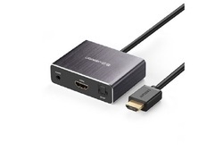 HDMI to HDMI Converter with SPDIF and 3.5mm Audio
