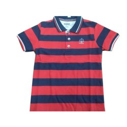 Essa Dilip Collar T Shirt, Age Group: 1.5 To 10 Years